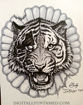 Tiger Freakshow by CrystalSully