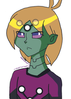 Brainiac 5 by Tespeon