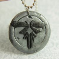The Last of us Firefly pendant/keychain by TrenoNights