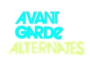Avant Garde Alternates (Random Font Stuff) by KawaiiLoliGirl
