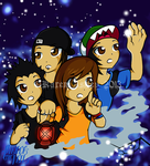 .Pierce the Veil. by Mako-Eyed