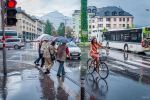 It rains in Innsbruck by Rikitza