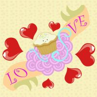 Love Muffin by chiller