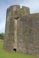 caerhilly castle 30 by TomatoSource