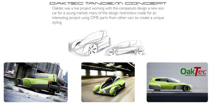 Oaktec Project by carsrus