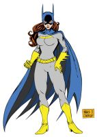 Batgirl commission by mdavidct