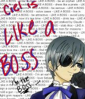 Ciel is LIKE A BOSS by ninja25star-pikaluv