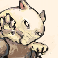 drowzee by SailorClef