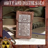 Wasteland Belt Pouch 2 by DirtyandDistressed