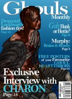 Ghouls Monthly by KyashiAnn