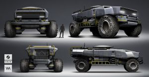 HORIZON - ATV Concept by IllOO