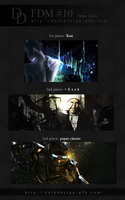 Winners 10 FDM by darkdesign-gfx