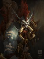Vol'jin by 6kart