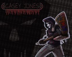 Tmnt Casey Jones 2k12 by Dragona15