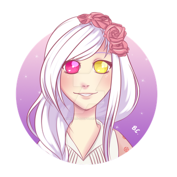 Kazemaru Headshot by BeruChii-Adopts