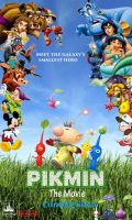 Pikmin: The Movie Poster by rabbidlover01