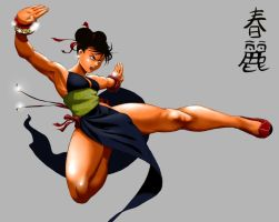 Street Fighter - Chun Li by Diamond4444