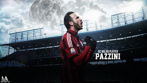 Pazzini wallpaper by mostafarock