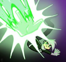 Danny Phantom by Admantius