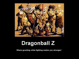 Dragon Ball Z by Kiplerr