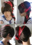 Vampire Princess Miyu Wig by the-sushi-monster