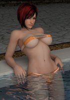 Dead or Alive's Mila 9 by SinfulDesireENT