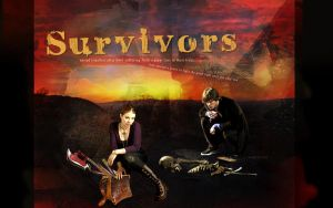 Survivors by mishlee