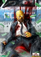 GTO - HOMER - by DanLuVisiArt