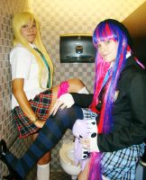 Angels of the Toliet by Double-A-Cosplay