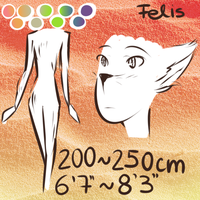 {EO} Species Reference: Felis by Dragoncookie
