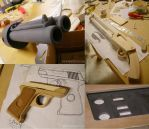 Team Fortress 2 gun wips by fevereon