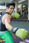 Little Mac Cosplay: MegaCon 2014 by Fisticuffer