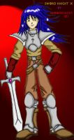 Year 2001: Sword Knight by gloomknight