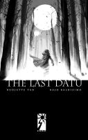 THE LAST DATU cover by Budjette