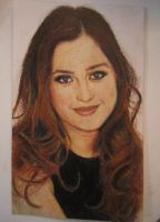 Leighton Meester by Cecilyroos