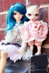 Zephii and Kimmie by tinaheart
