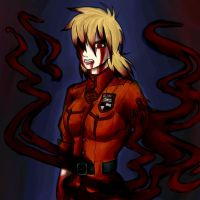 Bloody Seras by TemBrook