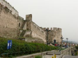 Fortress wall 1 by Severius