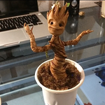 Groot by avatarjuan