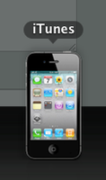 iPhone 4 Dock Icon by ajd