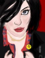 Brody Dalle by LuciLoveRock