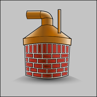 Brick Brew Kettle by pookstar
