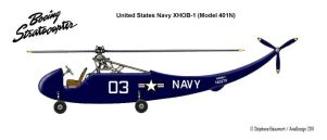 Boeing 401N Stratocopter by Bispro