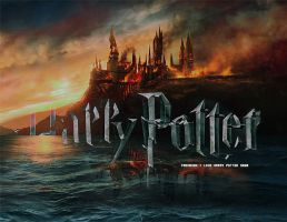 Harry Potter and the Deathly H by MagicWorldxHp