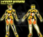 Yellow Photon Final Design by LordFreeza
