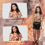 Pack Png 514 - Charli XCX by worldofpngs