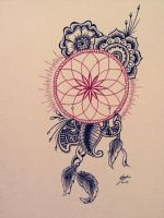 dream catcher by Eason41