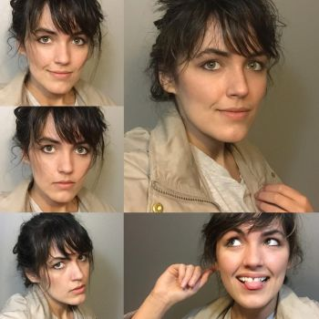 Bangs: Various Expressions 1 by mandystrawberry
