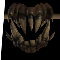 Test Render Teeth_Cyclops by doctanx0013