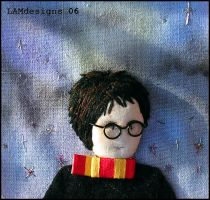 Harry Potter by MasonBee